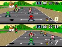 Super Mario Kart ( Super Nes ) Mariok10