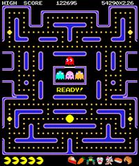 Pac-Man ( arcade/multi-support ) Maze0210