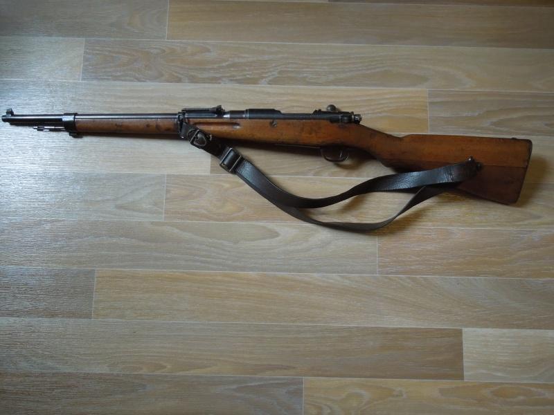Arisaka type 30 modèle carabine 7,92mm Dscn0312