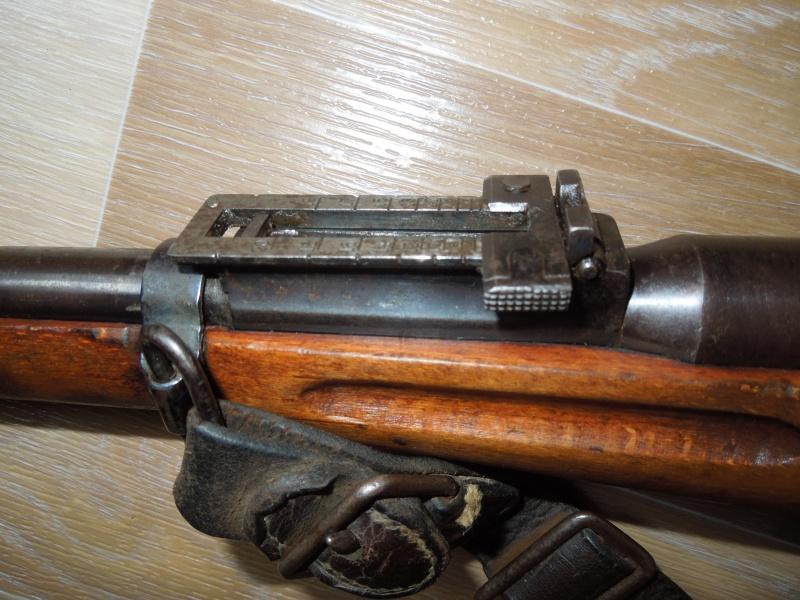 Arisaka type 30 modèle carabine 7,92mm Dscn0313