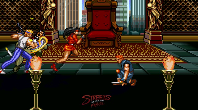 Streets of Rage France: Stand Exposant Officiel - Japan Expo 2016 Ingame10