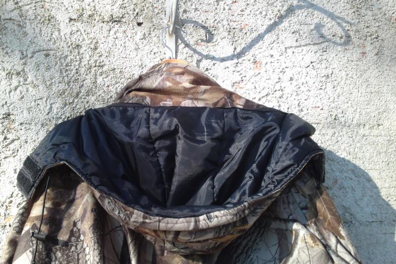 Ensemble chaud, camo, veste + blouson +salopette 0210