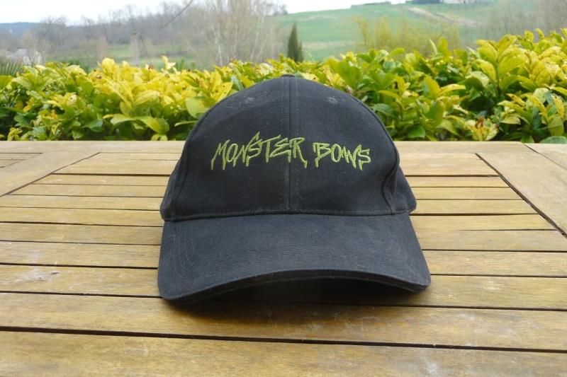 Vends casquette MONSTER BOWS Face13