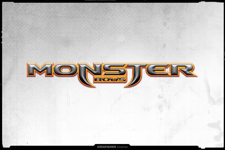 Vends casquette MONSTER BOWS Monste12