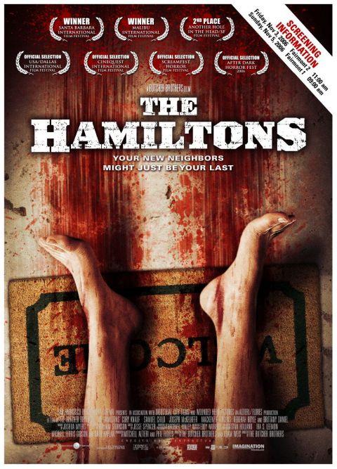 The Hamiltons et The Thompsons Hamilt10