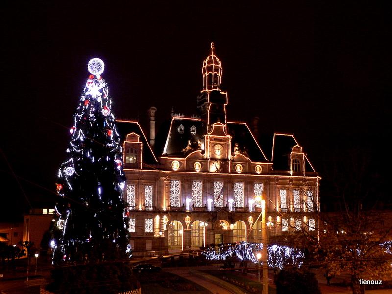 Les illuminations de Noël pour les fêtes 2.015   2.016 ! - Page 7 P1370410