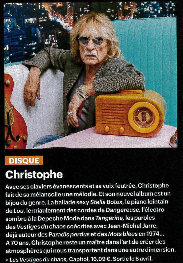 Critiques Albums Les vestiges du Chaos !  Le_par10