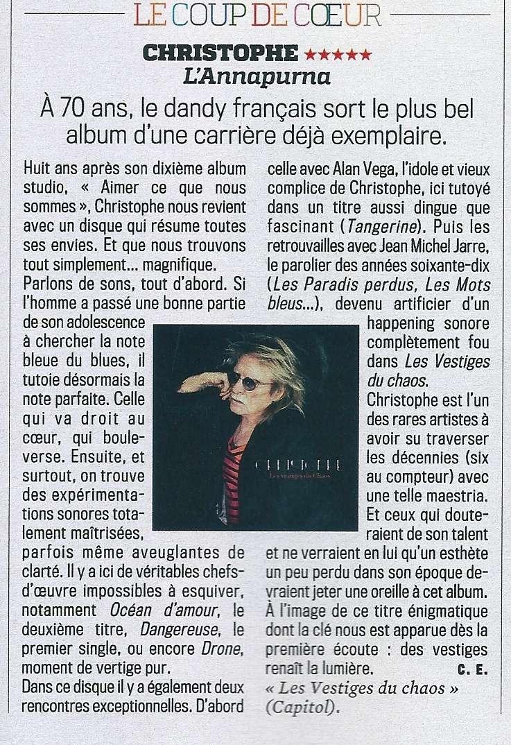 Critiques Albums Les vestiges du Chaos !  Vsd10