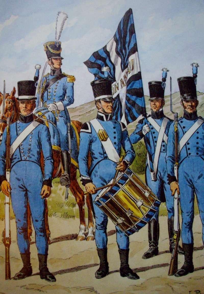 Milice du canton d' Argovie Milice10