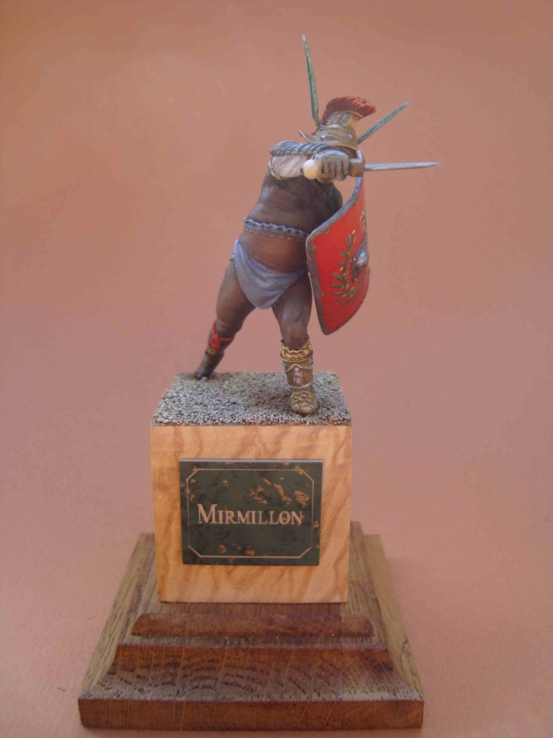 """2ème Gladiateur """" Mirmillon """" 24r10"""