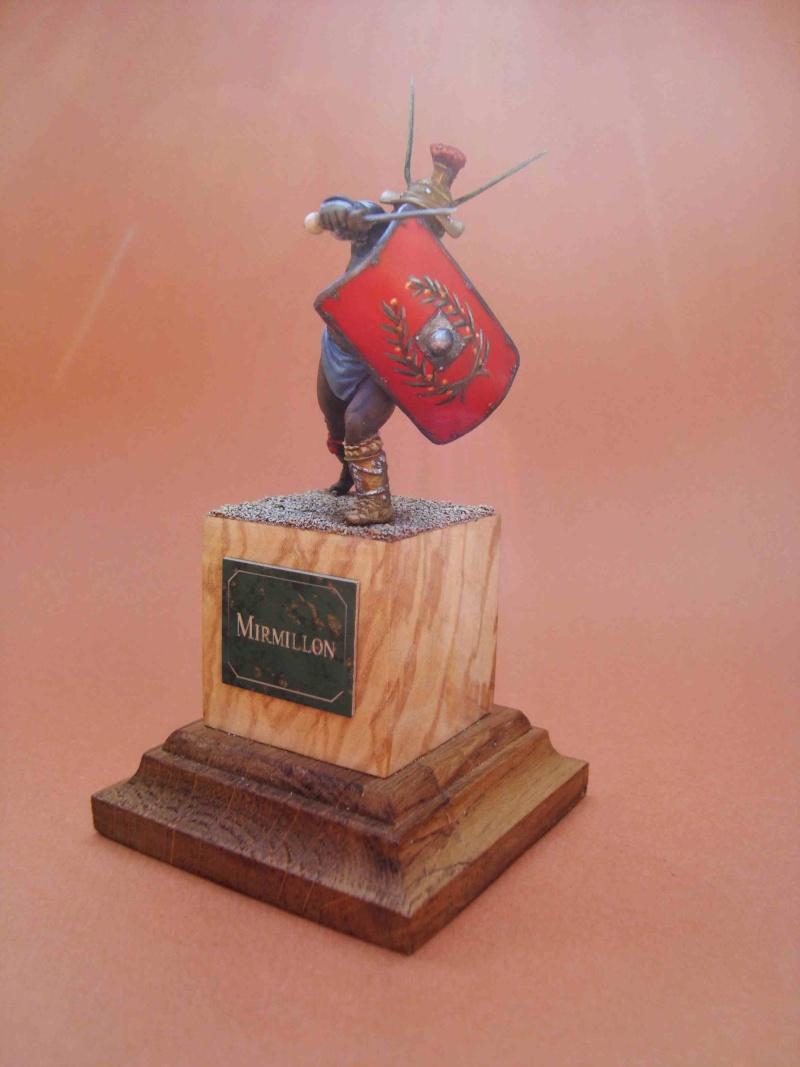 """2ème Gladiateur """" Mirmillon """" 29r11"""