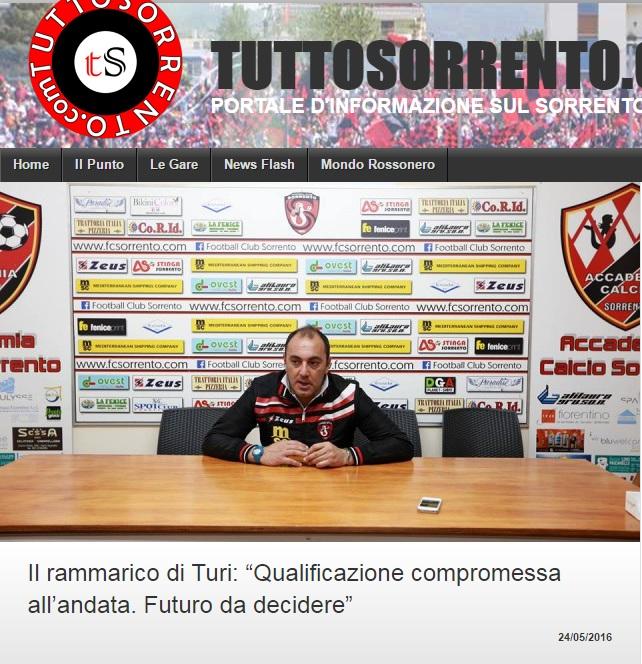 Sem. ritorno play off nazionali: Sancataldese - sorrento 1-1 111