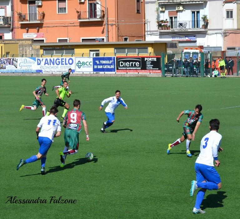 Campionato 29°giornata: Sancataldese - kamarat 3-1 12987010