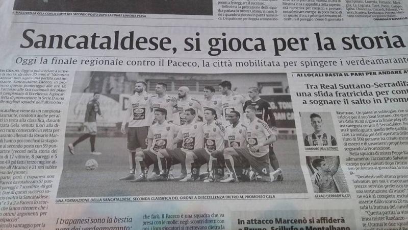 Finale regionale play off: Sancataldese - paceco 1-0 13124410
