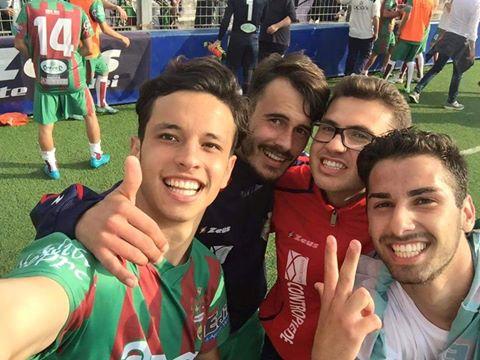 Sem. andata play off nazionali: sorrento - Sancataldese 1-3 13221010