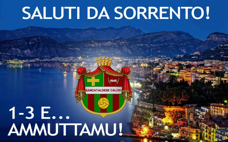 Sem. andata play off nazionali: sorrento - Sancataldese 1-3 13221210