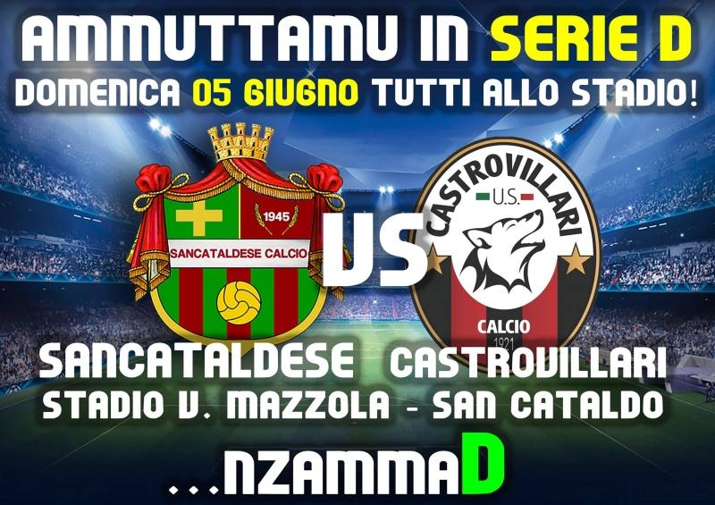 Finale andata nazionale: Sancataldese - castrovillari 0-3 13308110