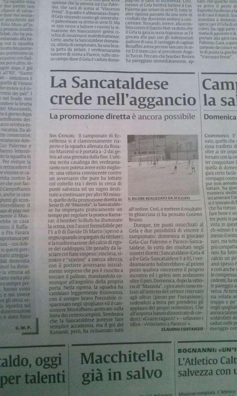 Campionato 29°giornata: Sancataldese - kamarat 3-1 Img-2011