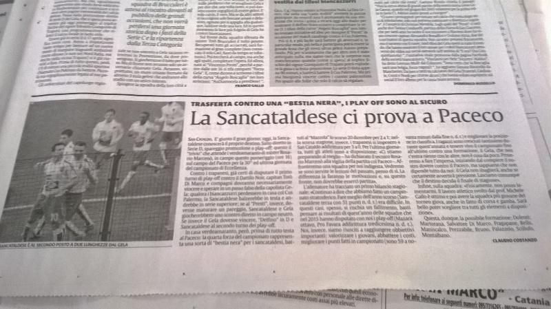 Campionato 30°giornata: paceco 1976 - Sancataldese 3-2 Img-2012