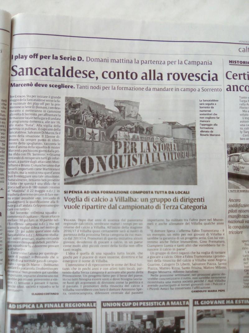 Sem. andata play off nazionali: sorrento - Sancataldese 1-3 Img_2020
