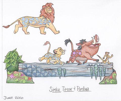 Disney Traditions by Jim Shore - Enesco (depuis 2006) - Page 40 13346710