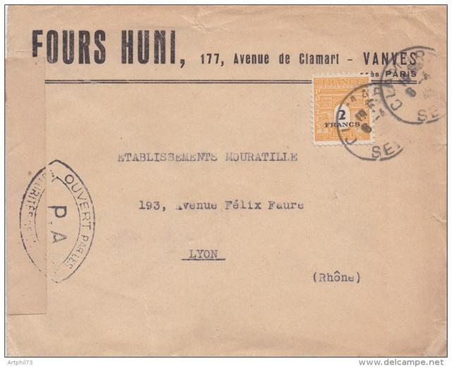 Les commissions de censure de Paris (1) - P.A Pa_typ11