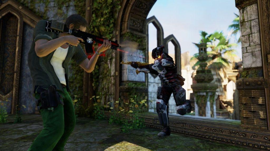 PlayStation Screenshots (PS3/PS4) Unchar10