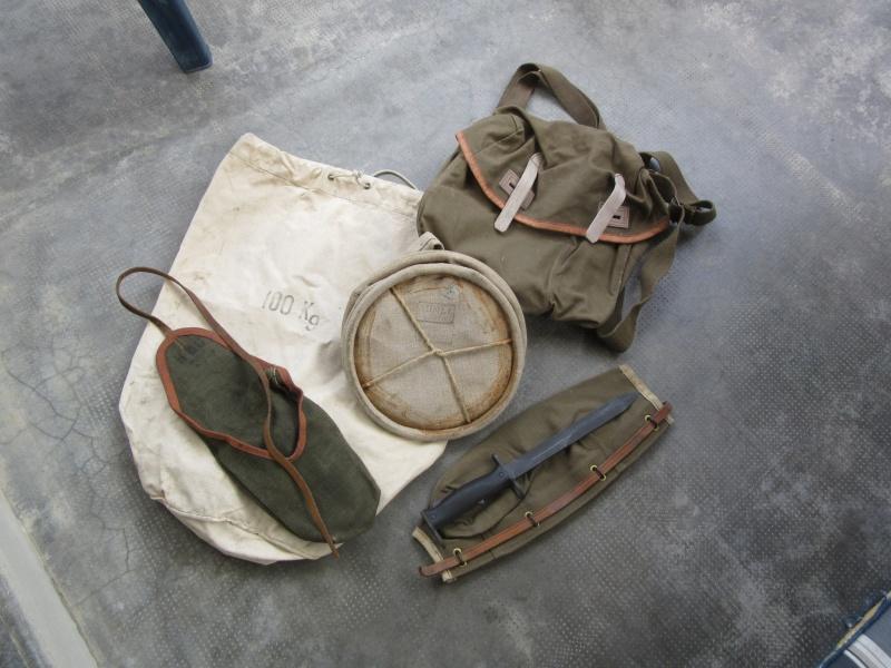 lot équipements baionnette - ESC 1 Img_1719
