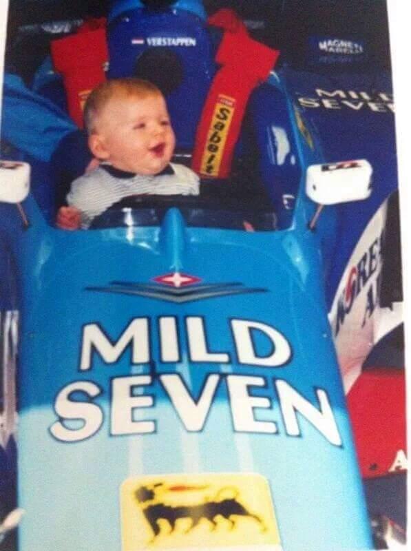 [F1] Max Verstappen, le plus jeune pilote F1 de l'histoire - Page 2 13239011