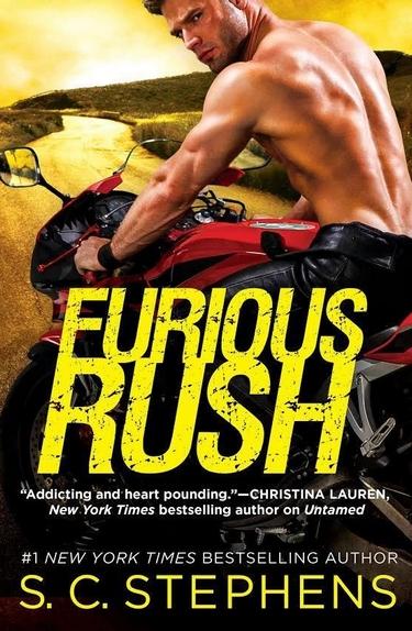 Furious Rush de S.C. Stephens  Furiou10