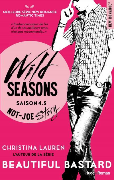 Wild Seasons - Saison 4.5 : Not-Joe Story de Christina Lauren Not_jo10