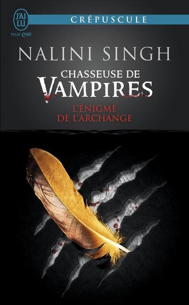 Chasseuse de Vampires - Tome 8 : L'Énigme de l'Archange de Nalini Singh Ynigme10