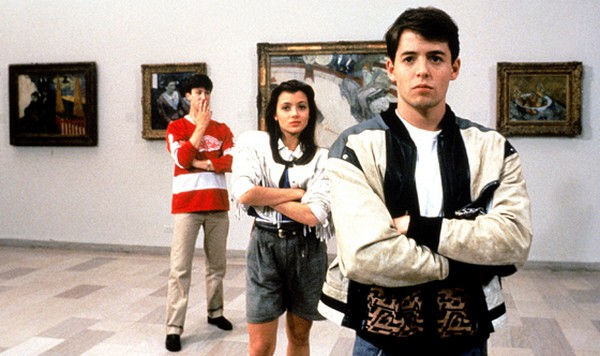 La folle journée de Ferris Bueller (1986) Ferris11