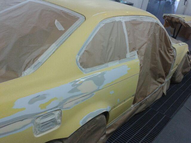 M3/// E36 3.0 jaune Dakar  - Page 4 20160410