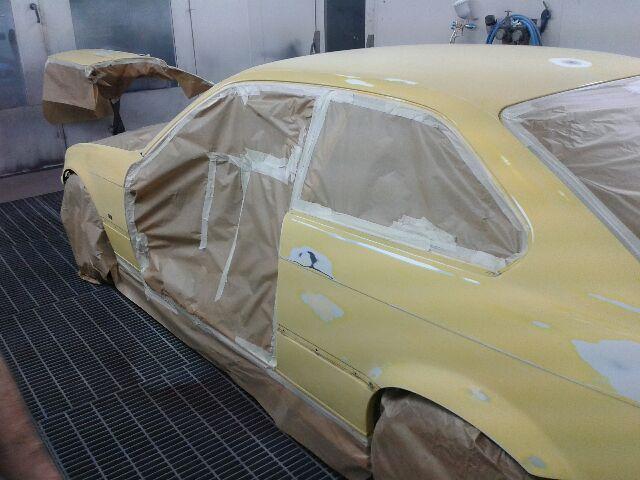 M3/// E36 3.0 jaune Dakar  - Page 4 20160414