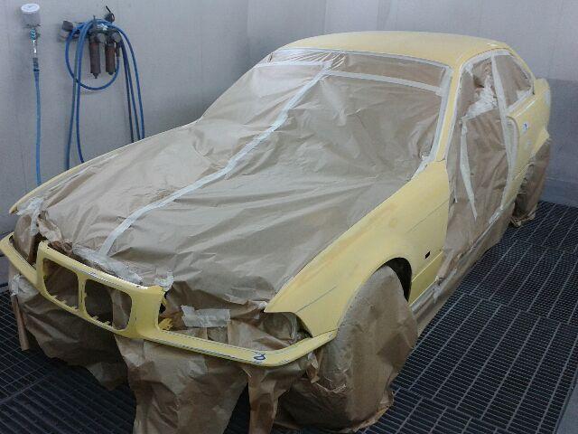 M3/// E36 3.0 jaune Dakar  - Page 4 20160415