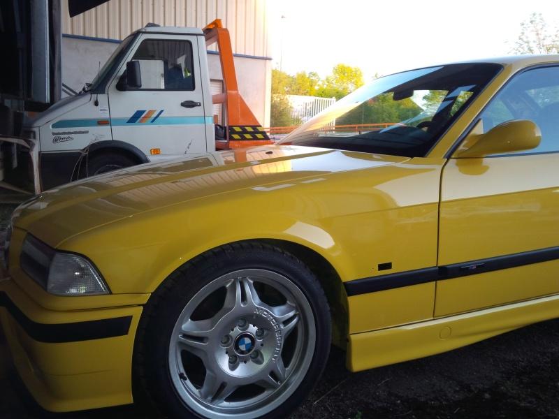 M3/// E36 3.0 jaune Dakar  - Page 6 Img_2021