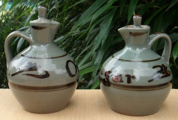 Harry and May Davis, Crowan Pottery Cp_bw10