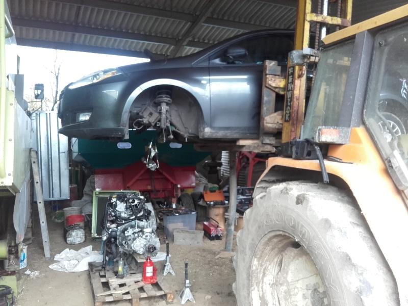 Changement moteur sur Bravo 2, 1.9 mjtd 20160410