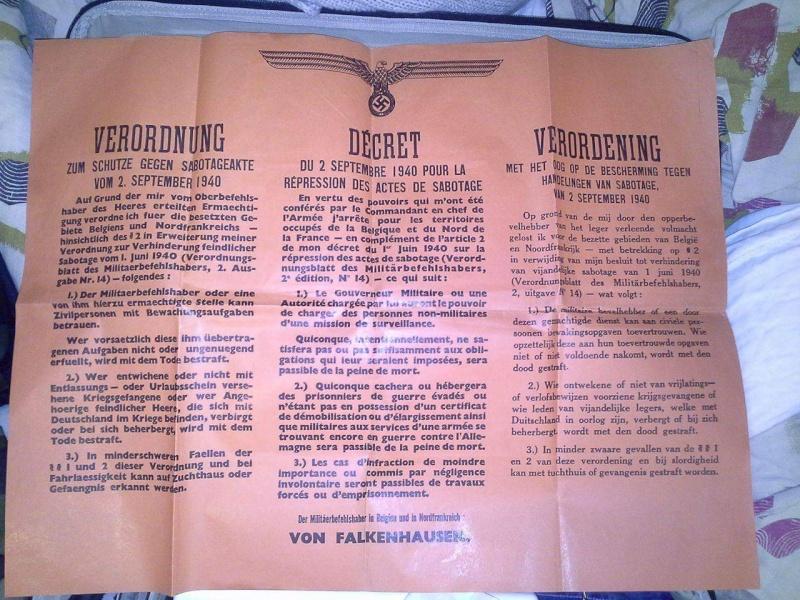 Affiche allemande WW2 Receiv10