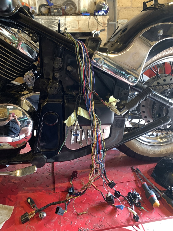 800 VN - Big'S Garage : nouveau projet !! Img_1315