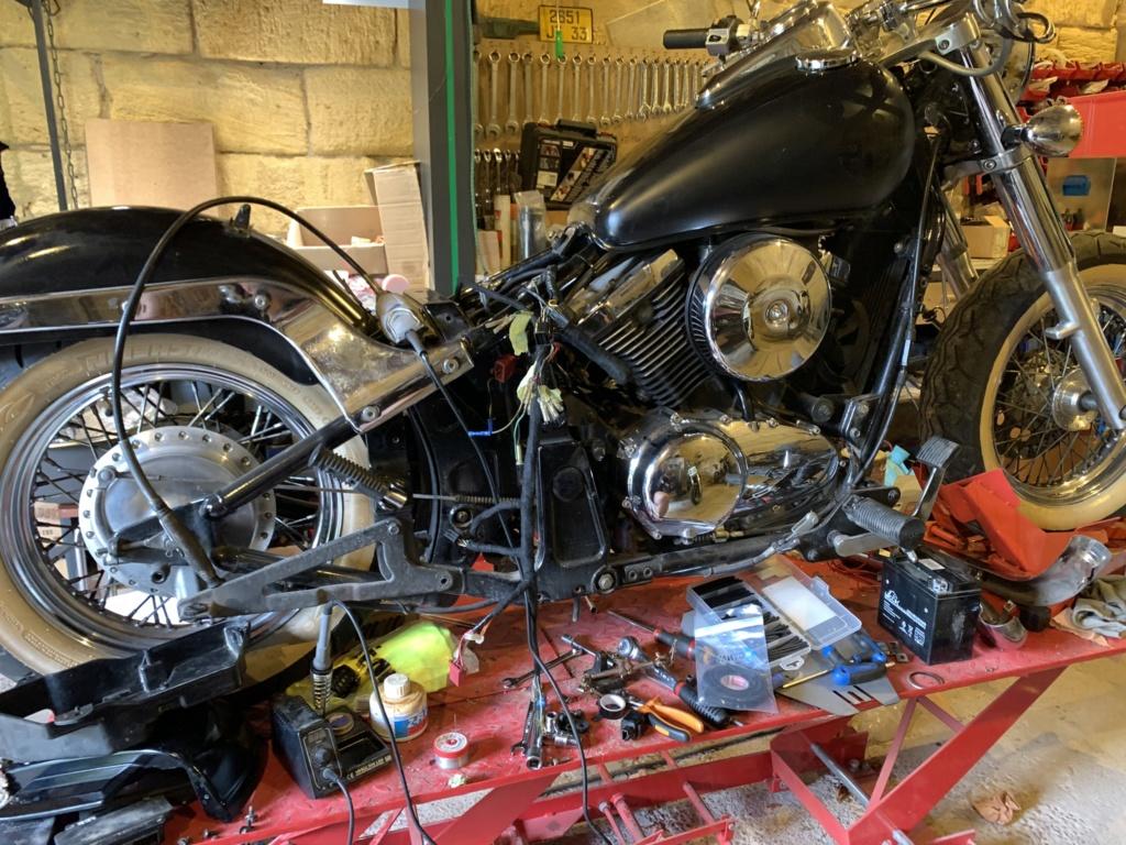 800 VN - Big'S Garage : nouveau projet !! Img_1316