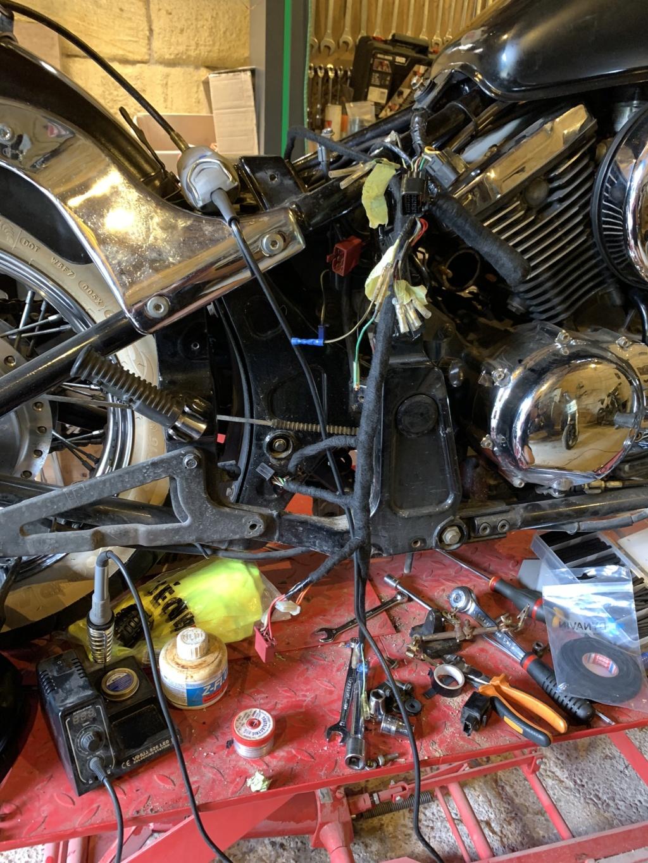 800 VN - Big'S Garage : nouveau projet !! Img_1317
