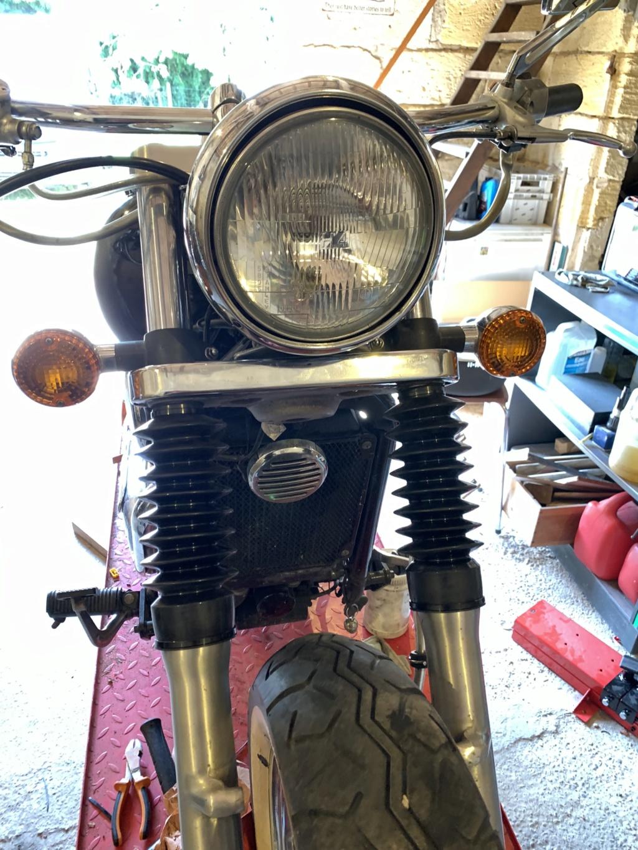 800 VN - Big'S Garage : nouveau projet !! Img_1320