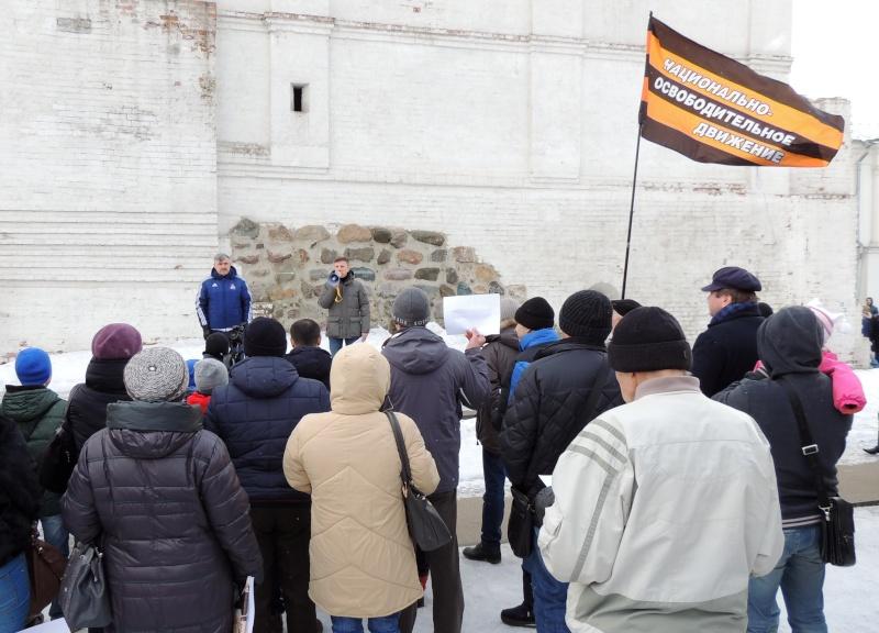 Политическая жизнь города Ярославля Dscn2110