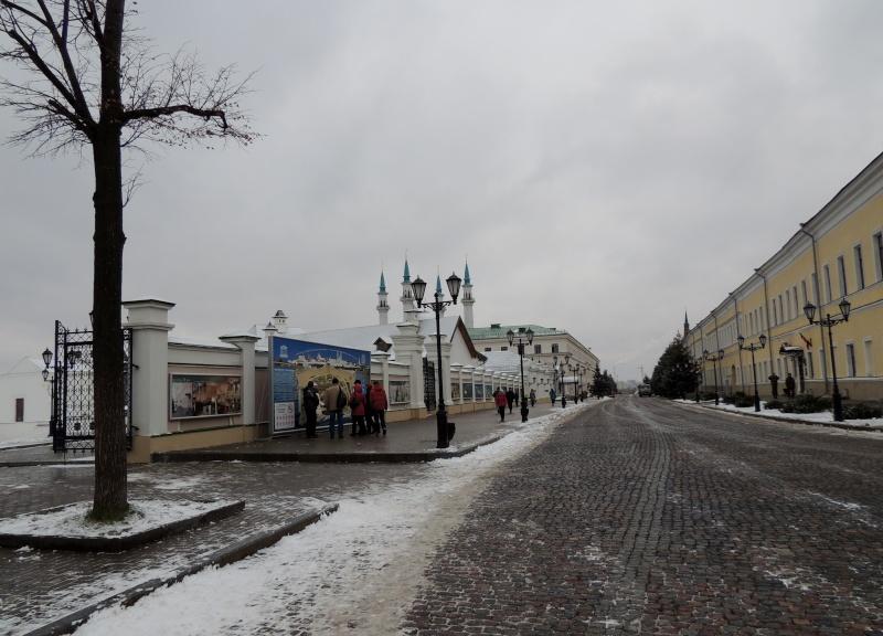 Казанский кремль Dscn8938