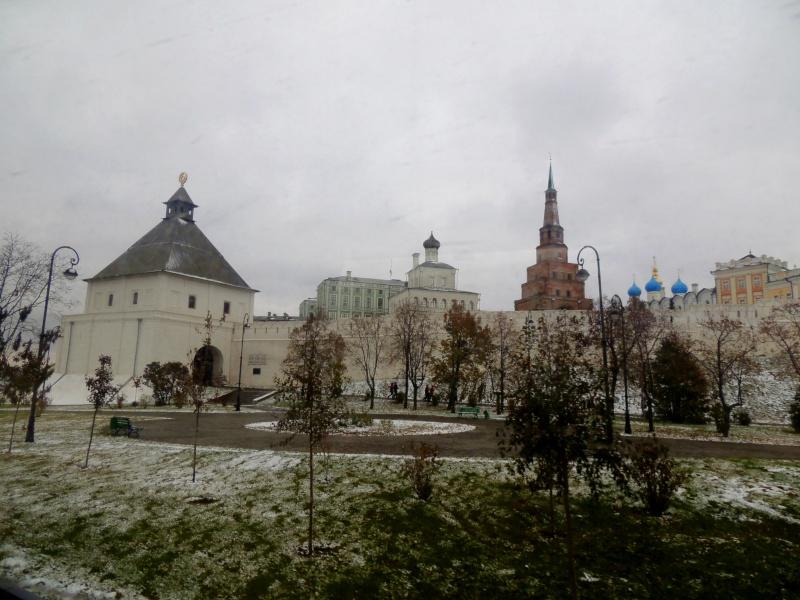 Казанский кремль Dscn9010