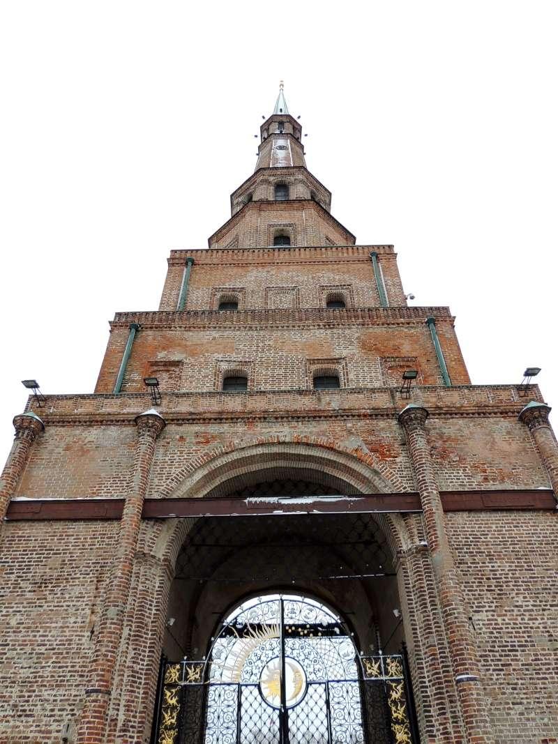 Казанский кремль Dscn9027