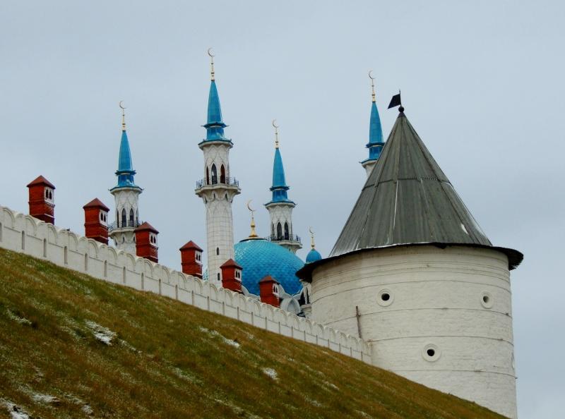 Казанский кремль Dscn9030