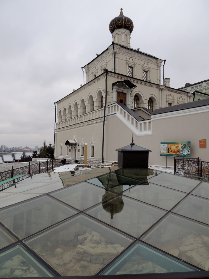 Казанский кремль Dscn9033